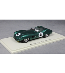 Aston Martin DBR1 Le Mans 1959 Moss and Fairman