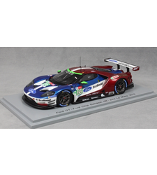 Ford GT Chip Ganassi Le Mans 2018 Mucke, Pla and Johnson