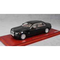 Rolls Royce Ghost LWB in Black 2012