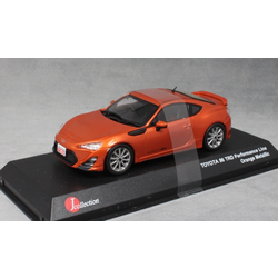 Toyota GT86 TRD Performance Line in Orange