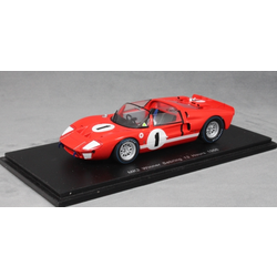 Ford GT40 X1 Sebring 12H Winner 1966 Miles and Ruby
