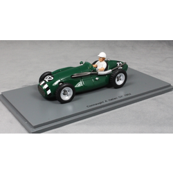 Connaught Type A Italian Grand Prix 1952 Stirling Moss