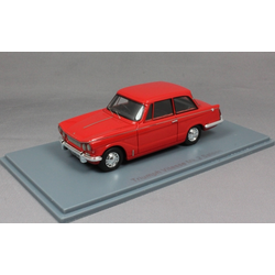 Triumph Vitesse Mk2 in Red 1969