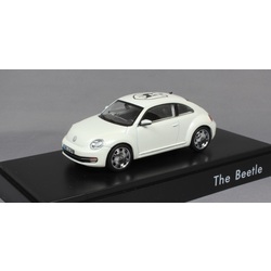 Volkswagen Beetle in Candy White