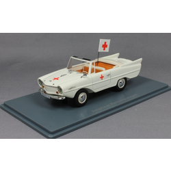 Amphicar Ambulance 1961